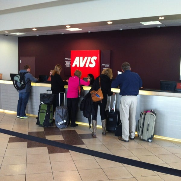 Avis car rental in denver international airport 11
