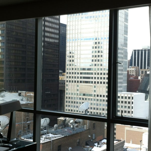 Photo taken at theWit Chicago - A DoubleTree by Hilton Hotel by Barry B. on 3/7/2013