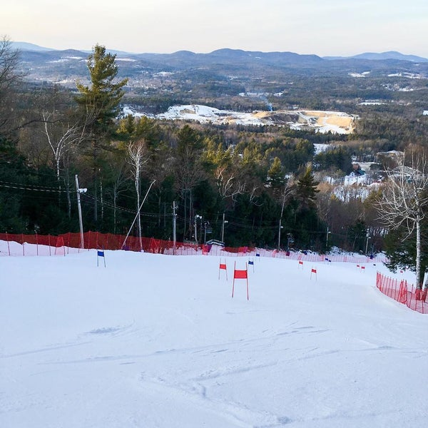 Photo taken at Pat's Peak Ski Area by Jacob M. on 1/26/2016