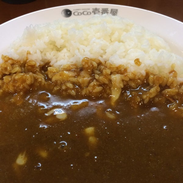 Photo taken at CoCo壱番屋 渋谷区宇田川町店 by beerclassic on 8/31/2014