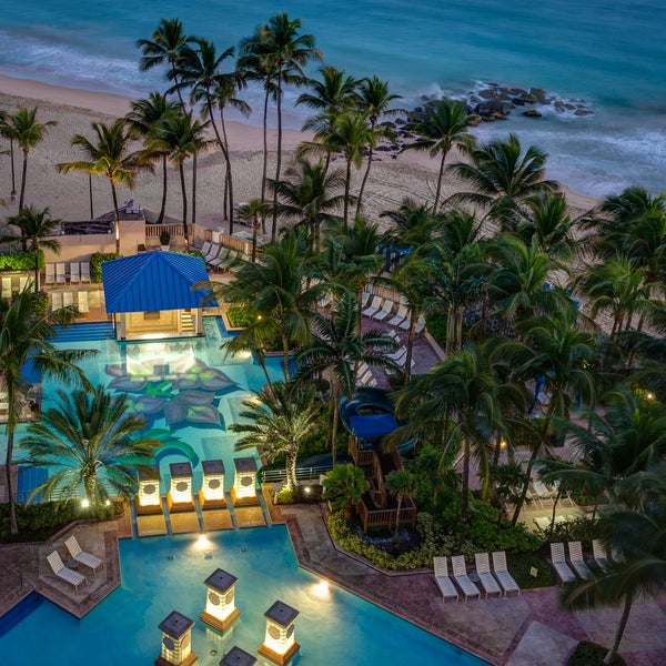 san juan resort & stellaris casino marriott