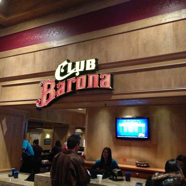 Photo taken at Barona Resort & Casino by Eren Z. on 2/20/2013