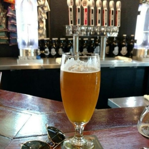 Photo taken at Central Coast Brewing by redge c. on 5/27/2016