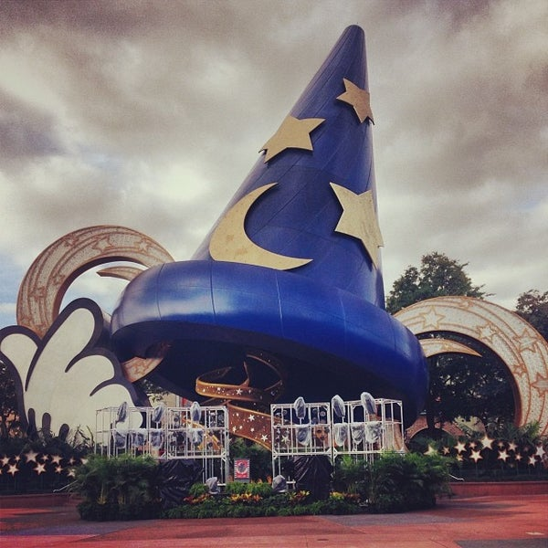 Photo taken at Disney's Hollywood Studios by Adam F. on 10/8/2013