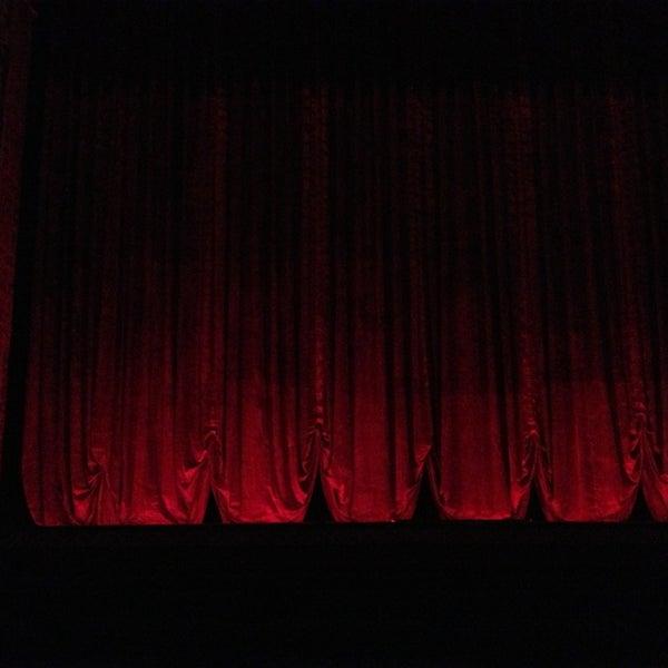 Photo taken at Mayan Theatre by Brittney on 12/28/2012