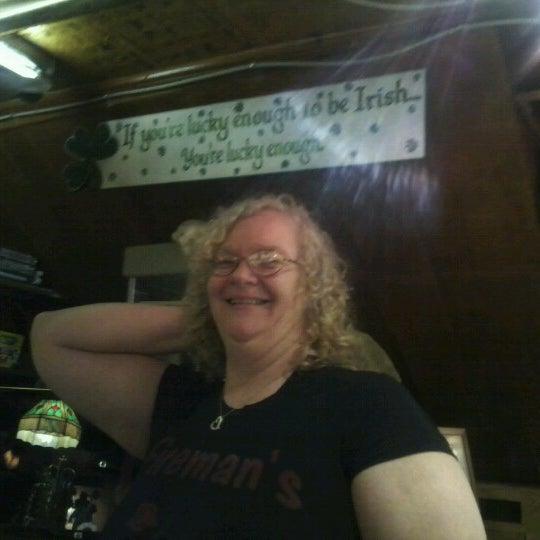 Photo taken at The Irish Pub by Carol F. on 4/1/2013
