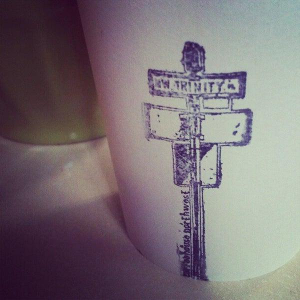Photo taken at Coffeehouse Northwest by David K. on 10/16/2012