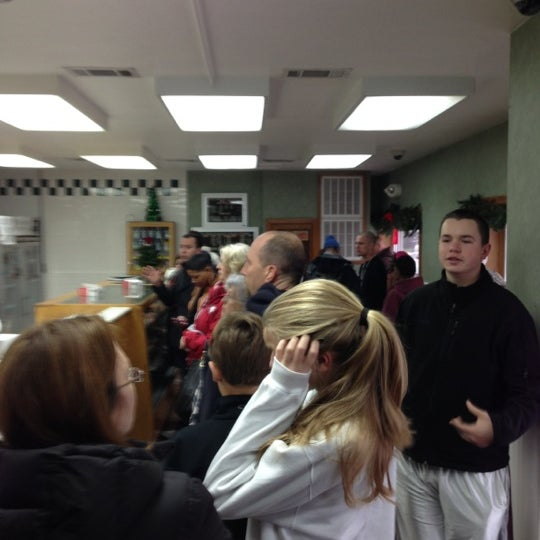 Photo taken at Long's Bakery by Paul S. on 11/24/2012