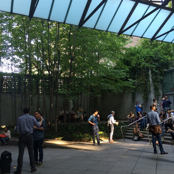 Photo taken at The New School Auditorium at 66W 12th by Silvia D. on 9/5/2014