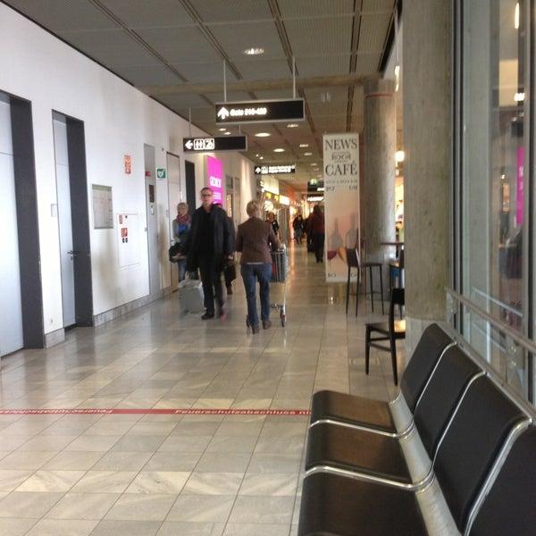 Photo taken at Terminal 3 by Mustafa R. on 4/1/2013