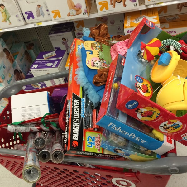 Photo taken at Target by Leslie W. on 12/27/2014