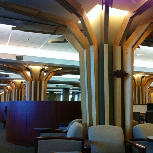Ellis Library Reserve Room