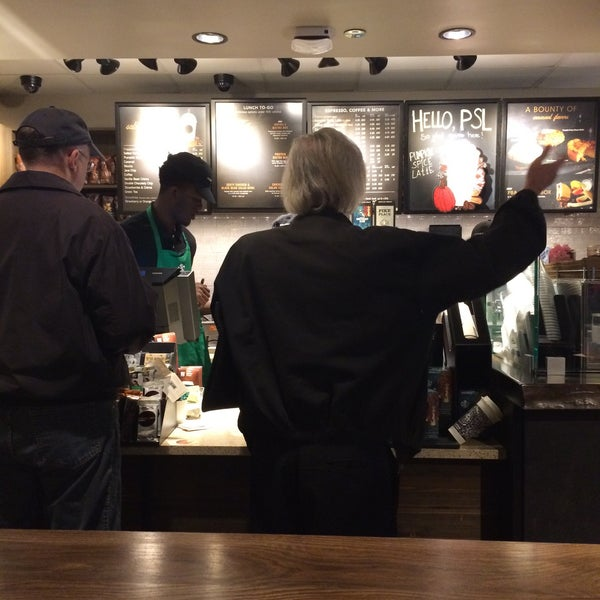Photo taken at Starbucks by Lidia C. on 10/2/2015