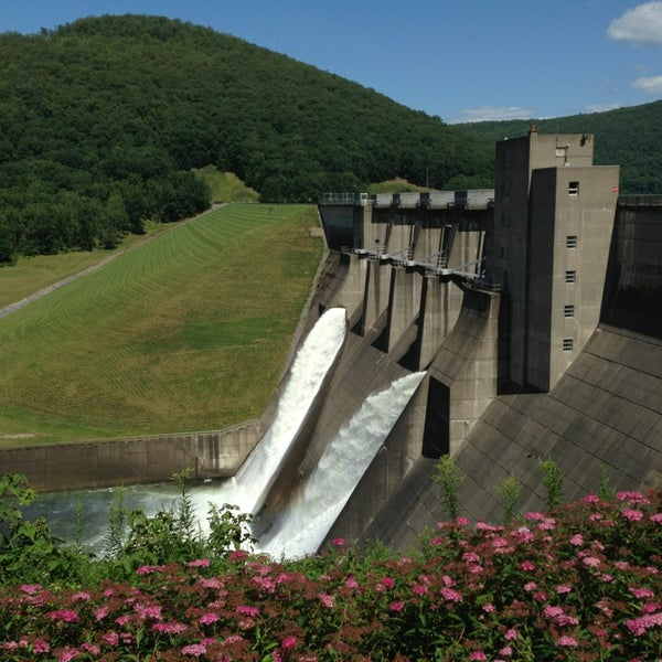 Photo taken at Kinzua Dam by Jimmy C. on 8/16/2013