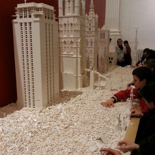 Photo taken at Stadsmuseum Gent | STAM by Xavier Q. on 11/29/2012