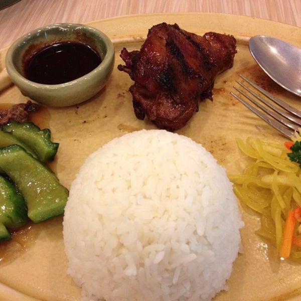 Photo taken at Sérye Café Filipino by Ren C. on 6/21/2013