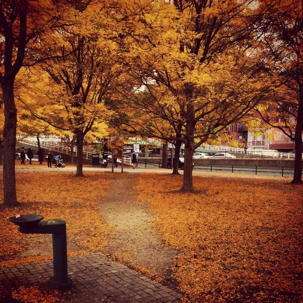 Photo taken at The Esplanade by Katie T. on 10/28/2013