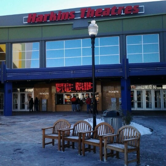 35 Awesome Reasons To Visit Denver Colorado: Harkins Theatres Northfield 18