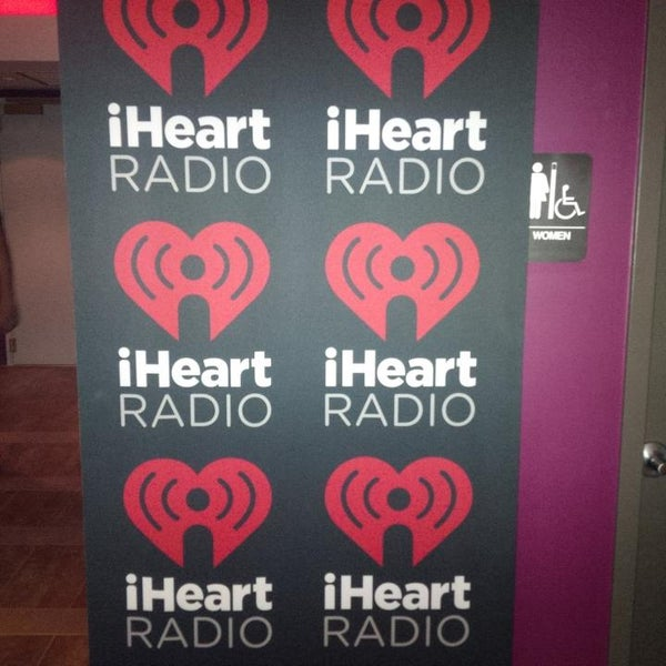 Photo taken at iHeartRadio Theater by ShowOff Marketing on 12/18/2013