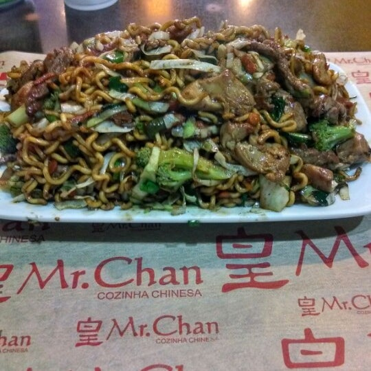 Photo taken at Mr. Chan Express by Victor E. on 12/19/2013