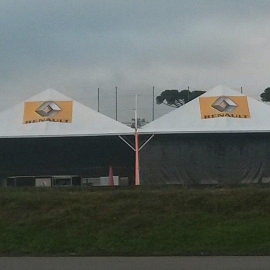 Photo taken at Renault do Brasil by Márcio L. on 3/14/2014