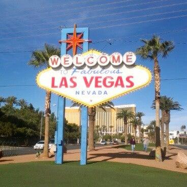 Photo taken at The Las Vegas Strip by Richard B. on 12/26/2012