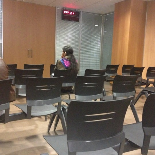 oficina dni y pasaporte centre rambla just oliveres