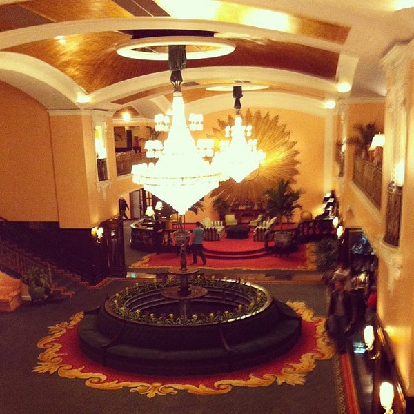 Photo taken at Amway Grand Plaza Hotel by Corey T. on 11/5/2011