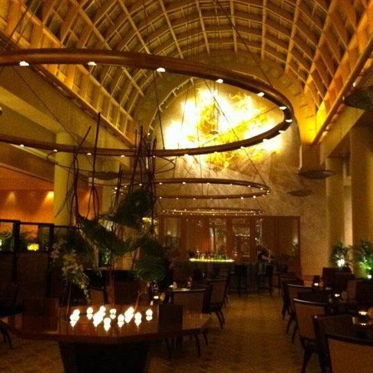 Photo taken at The Ritz-Carlton, Millenia Singapore by Chris B. on 6/9/2012