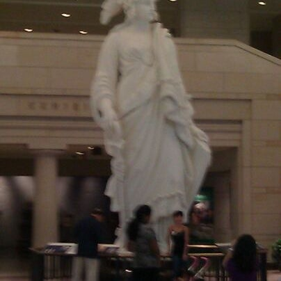 Photo taken at Rotunda of the U.S. Capitol by Jennifer C. on 9/5/2011