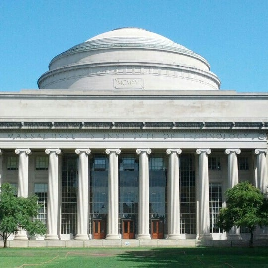 Photo taken at Massachusetts Institute of Technology (MIT) by Richard G. on 7/22/2012
