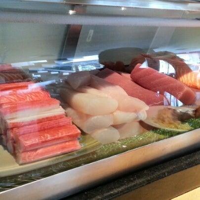 Photo taken at Joy Sushi by Samuel A. on 8/21/2012