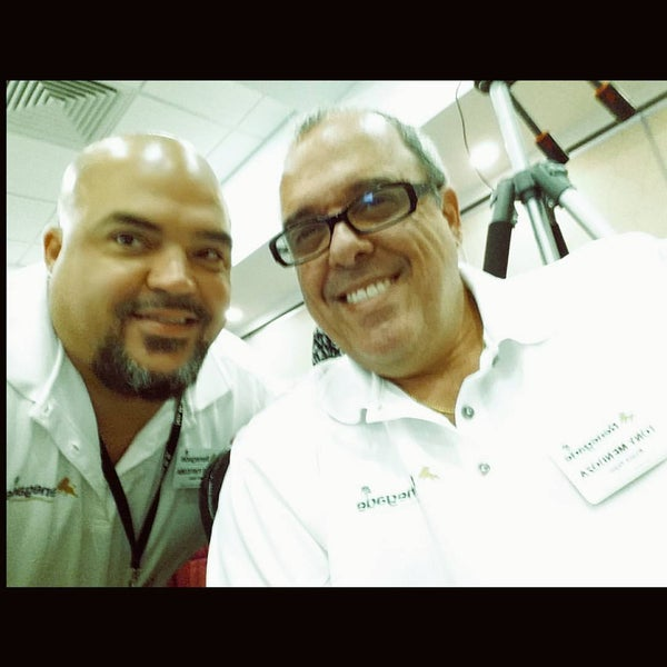 Photo taken at Holiday Inn Ft. Lauderdale-Airport by Gilbert F. on 8/27/2015