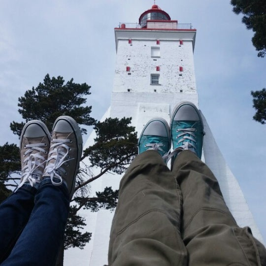 Photo taken at Kõpu tuletorn  | Kõpu Lighthouse by Elena K. on 6/6/2015