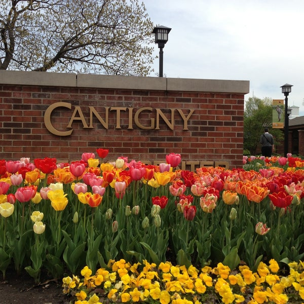 Photo taken at Cantigny Park by Francis K. on 5/4/2013