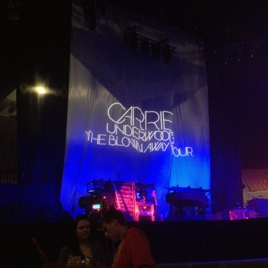 Photo taken at Valley View Casino Center by Tyler on 10/21/2012