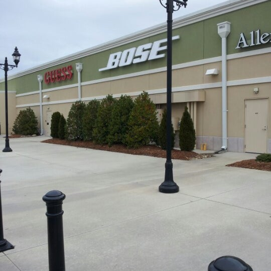 Photo taken at Tanger Outlet Mebane by Michael L. on 1/6/2013