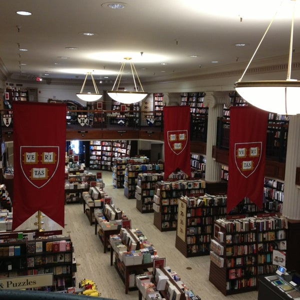 Photo taken at Harvard Coop Society Bookstore by Alex on 7/18/2013