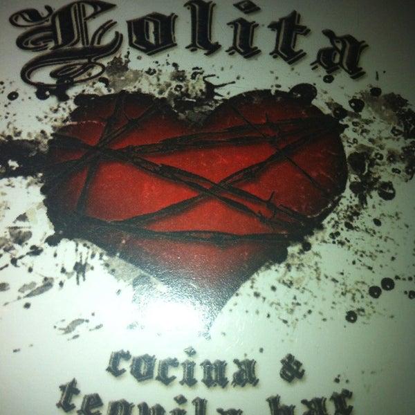 Photo taken at Lolita Cocina & Tequila Bar by Karlene on 3/24/2013