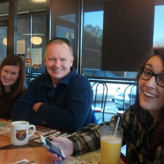 Photo taken at Waffle House by Michele B. on 11/25/2012