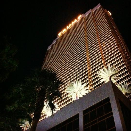 Photo taken at Trump International Hotel Las Vegas by Jennifer S. on 9/29/2012