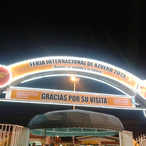 Photo taken at Feria Internacional de Azuero by Saymir G. on 5/5/2013
