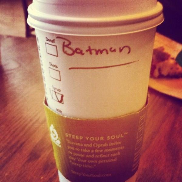 Photo taken at Starbucks by HexBreaker C. on 5/19/2014