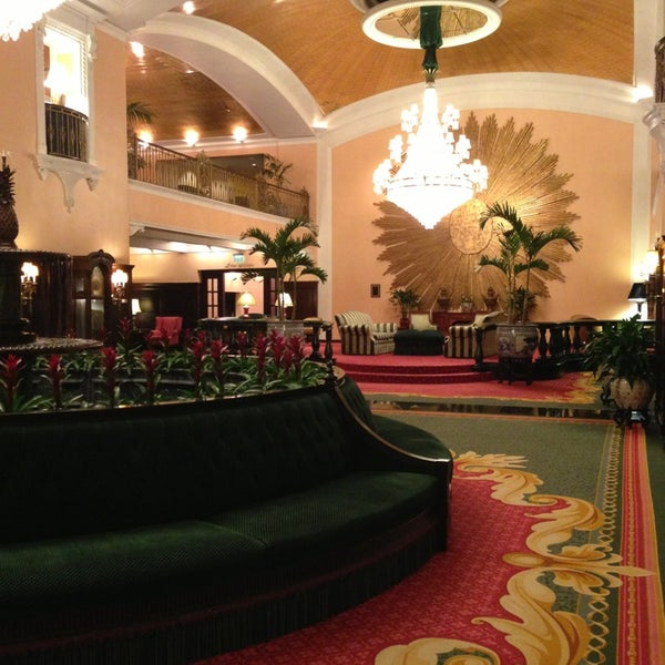 Photo taken at Amway Grand Plaza Hotel by Larry M. on 1/16/2013