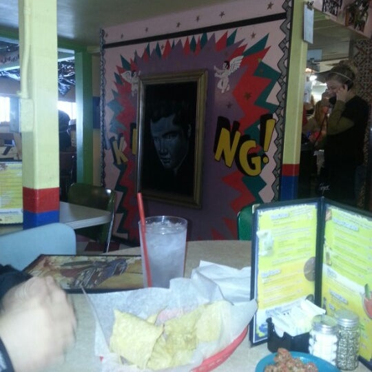 Photo taken at Chuy's by Anna A. on 1/6/2013