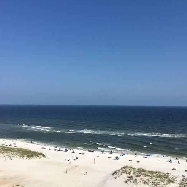 Photo taken at Hilton Pensacola Beach by Yos L. on 6/17/2016