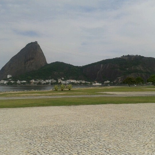 Photo taken at Aterro do Flamengo by Juliana L. on 10/23/2012