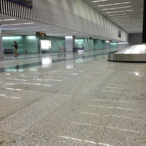 Photo taken at Netaji Subhash Chandra Bose International Airport (CCU) by Viraj G. on 8/7/2013
