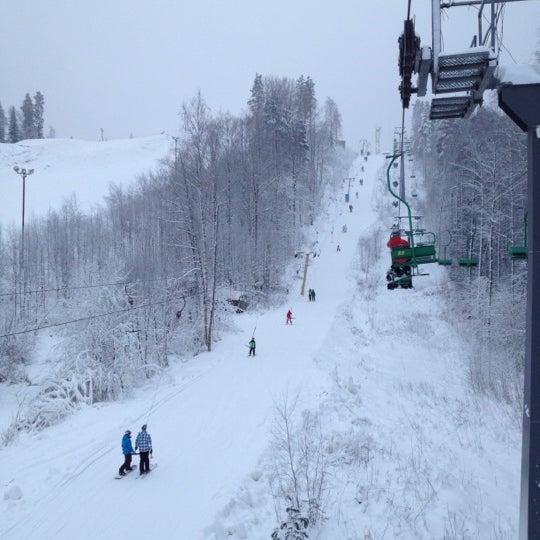 Снимок сделан в Красное озеро пользователем Viktor Y. 12/9/2012