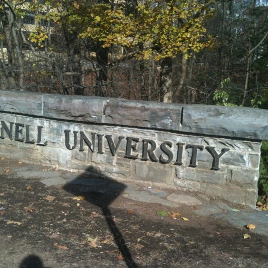 Photo taken at Cornell University by Pedro C. on 11/11/2012